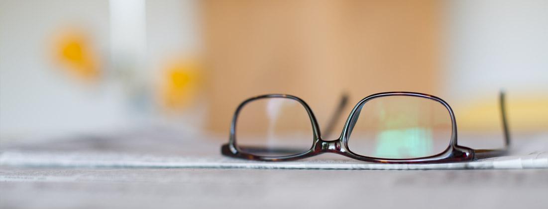 brille-putzen